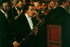 Degas: The Orchestra at the Opera